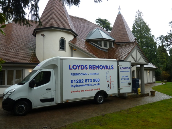 Small Van Removals Ferndown, Bournemouth