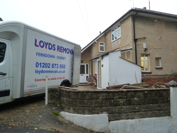 Flat removals in Poole and Bournemouth