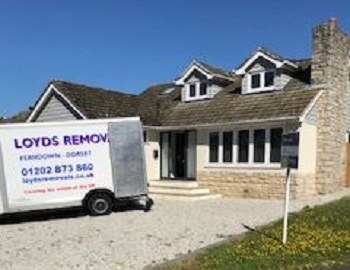 Small Van removals in Bournemouth