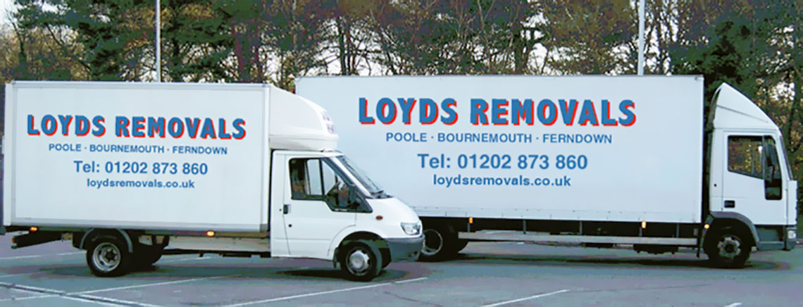 Loyds Removals Bournemouth, Poole and Ferndown
