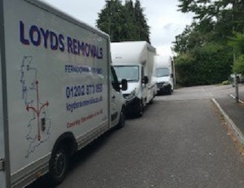 Small Van removals in Poole