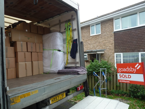 Removal Services for families in Dorset