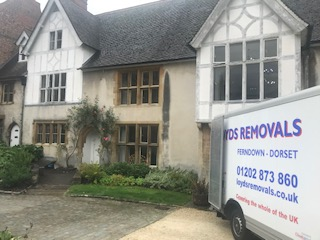 Removal Services near Poole