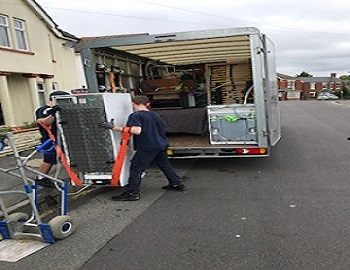 Flat Removals Bournemouth, Poole and Dorset