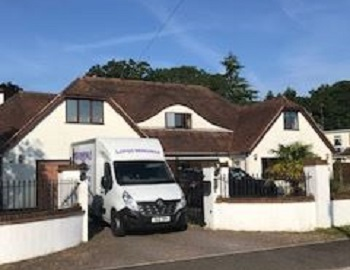 Small van removals Ferndown
